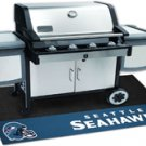 SEATTLE SEAHAWKS BBQ Grill Decorative Grease Mat