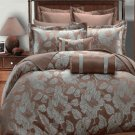 Amanda 9PC Bed in a bag by Royal Hotel Collections Queen