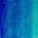 """""""Dolphin"""" 40x70 Egyptian Cotton Beach Towel"""