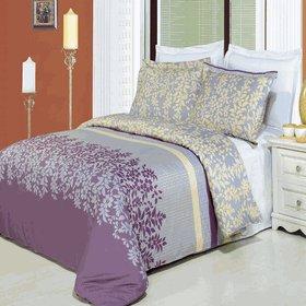 Brielle Printed 8 pc Duvet Set Egyptian Cotton Full