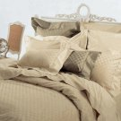 King/Calking Checkered Duvet covers set Egyptian Cotton
