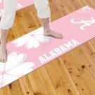 University of Alabama Yoga Mat