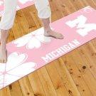 University of Michigan Yoga Mat