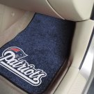 NFL - New England Patriots 2 pc Carpeted Floor mats