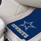 NFL -Dallas Cowboys 2 pc Carpeted Floor mats