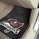 NFL Tampa Bay Buccaneers 2 pc Carpeted Floor mats