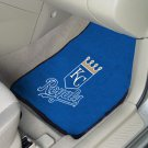 MLB Kansas City Royals 2 pc Carpeted Floor mats