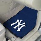 MLB- New York Yankees 2 pc Carpeted Floor mats