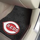 MLB- Cincinnati Reds 2 pc Carpeted Floor mats