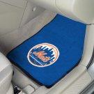 MLB- New York Mets 2 pc Carpeted Floor mats
