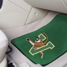 University of Vermont 2 pc Carpeted Floor mats