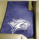 University of New Hampshire 2 pc Carpeted Floor mats