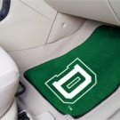 Dartmouth College 2 pc Carpeted Floor mats
