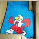 University of Hartford 2 pc Carpeted Floor mats