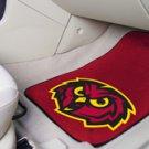 Temple University Owls 2 pc Carpeted Floor mats