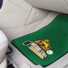 Wright State University Raiders 2 pc Carpeted Floor mats