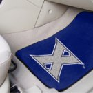 Xavier Musketeers 2 pc Carpeted Floor mats