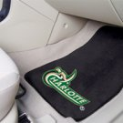 University of North Carolina Charlotte 2 pc Carpeted Floor mats