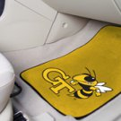 Georgia Tech GT  2 pc Carpeted Floor mats