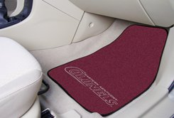 Eastern Kentucky University Colonels 2 pc Carpeted Floor mats