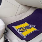 Murray State University Racers 2 pc Carpeted Floor mats