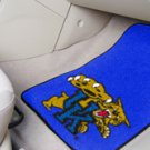 University of Kentucky 2 pc Carpeted Floor mats