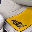 Alabama State University ASU Hornets 2 pc Carpeted Floor mats