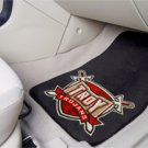 Troy University Trojans 2 pc Carpeted Floor mats