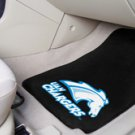 University of Alabama at Huntsville UAH Chargers 2 pc Carpeted Floor mats