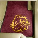 University of Minnesota-Deluth 2 pc Carpeted Floor mats