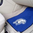 Drake University Bulldogs 2 pc Carpeted Floor mats