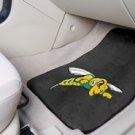 Black Hills State University Yellow Jackets 2 pc Carpeted Floor mats