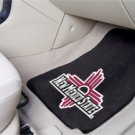 New Mexico State University 2 pc Carpeted Floor mats
