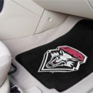 University of New Mexico Lobos 2 pc Carpeted Floor mats