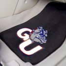 Gonzaga University GU 2 pc Carpeted Floor mats