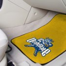 Utah State University 2 pc Carpeted Floor mats