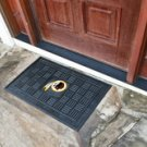 "NFL -Washington Redskins Door Mat Heavy Duty Vinyl 18""x30"""