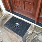 "NHL-Buffalo Sabres Door Mat Heavy Duty Vinyl 18""x30"""