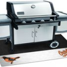 MLB-BALTIMORE ORIOLES  BBQ Grill Decorative Grease Mat