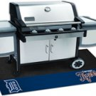MLB-DETROIT TIGERS  BBQ Grill Decorative Grease Mat