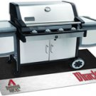MLB-ARIZONA DIAMONDBACKS  BBQ Grill Decorative Grease Mat