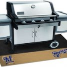 MLB-MILWAUKEE BREWERS BBQ Grill Decorative Grease Mat