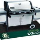 MLB-OAKLAND ATHLETICS BBQ Grill Decorative Grease Mat
