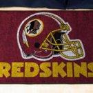 "NFL -Washington Redskins 19""x30"" carpeted bed mat"