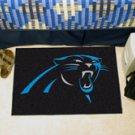 """NFL -Carolina Panthers 19""""x30"""" carpeted bed mat"""