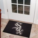 "MLB-Chicago White Sox 19""x30"" carpeted bed mat"