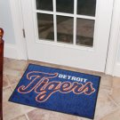 "MLB-Detroit Tigers 19""x30"" carpeted bed mat"