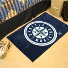 """MLB-Seattle Mariners 19""""x30"""" carpeted bed mat"""