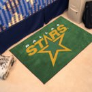"NHL-Dallas Stars 19""x30"" carpeted bed mat"