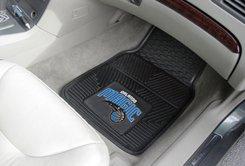 NBA-Orlando Magic 2 pc Heavy Duty Vinyl Floor mats Front